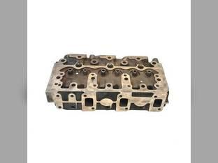 Used Cylinder Head John Deere 3720 3245C 3235C 3520 AM882106 Yanmar 3TNV84T