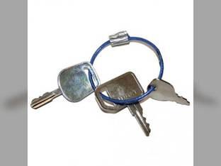 Key Set John Deere F1145 1545 1445 Gator 6x4 Gator Trail HPX4x4 Gator 4x2 1565 3215A F935 F911 Gator HPX4x4 3235A 2320 455 3235B 1600 2420 1420 X465 3235 3215 3215B 2360 1435 AM131841