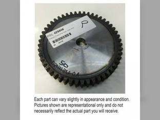 Used Hydraulic Pump Drive Gear Ford TW35 8830 D8NN866AA