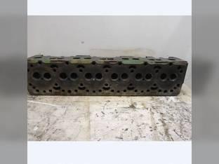 Used Cylinder Head John Deere 4050 4240 6622 6620 6466A 7720 6466T 4040 6466D SE501574