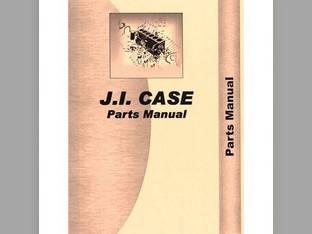 Parts Manual - CA-P-700 800 Case 800 800 700 700