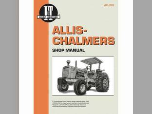 I&T Shop Manual Collection - AC-202 Allis Chalmers 7040 7040 7080 7080 7030 7030 7020 7020 185 185 7060 7060 7045 7045 D10 D10 D19 D19 180 180 200 200 190 190 7050 7050 220 220 7000 7000 7010 7010