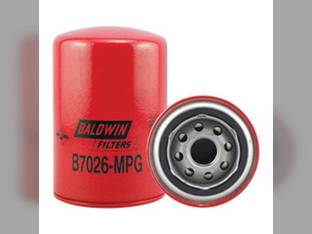 Filter - Hydraulic Spin On Maximum Performance Glass B7026 MPG Massey Ferguson 396 396 375 375 271 271 390T 390T 360 360 275 275 365 365 281 281 399 399 393 393 362 362 383 383 390 390 398 398 355