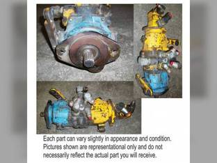 Used Hydraulic Pump - Tandem Mustang 342 323805