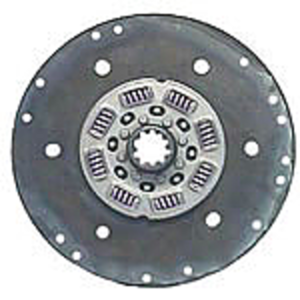 Engine Damper Plate - Rear