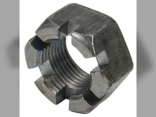 Spindle Castle Nut International 1460 1460 Hydro 100 544 656 706 756 766 806 826 856 886 966 986 1066 1086 1466 1468 1486 1566 1586 Mahindra Case IH 1640 1640 7120 New Holland Case GlenCoe McCormick