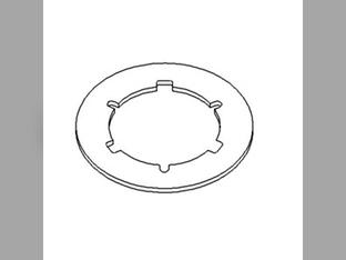 PTO, Clutch Driven Plate