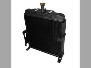 Radiator International 674 574 2500A 539567R1