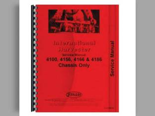 Parts Manual - IH-S-4100 56 Harvester International 4156 4166 4100 4186