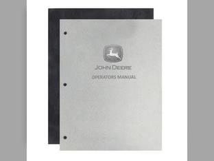 Operator's Manual - JD-O-OMR20699 John Deere G G 730 730