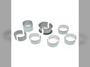 Main Bearings - Standard - Set Allis Chalmers D17 D19 WD45 230 262 D19 FL60 FL70 FL80 FL100 FL120 TL10 TL11 TL12 TL14 F60 F70 F80 F100 F120 FD60 FD70 FD80 FD100 FD120 AT80 AT100 AT120 FP60 FP70 FP80