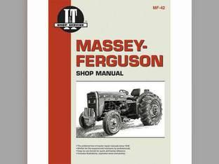 I&T Shop Manual - MF-42 Massey Ferguson 235 235 250 250 245 245 240 240 230 230