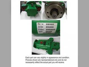Used Hydrostatic Drive Motor John Deere T550 T550 T560 T560 T670 T670 T660 T660 S670 S670 S680 S680 S660 S660 S550 S550 S650 S650 W540 W540 W550 W550 W660 W660 W650 W650 AXE15826