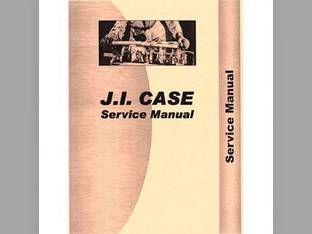 Service Manual - CA-S-2470LATE Case 2470 2470