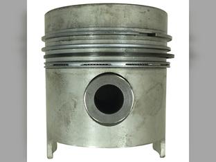 Piston, With Ring Set