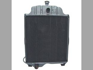 Radiator John Deere 480 67821