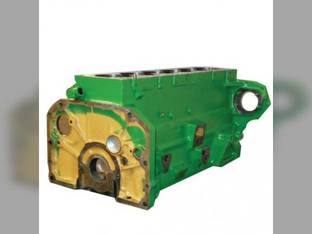 Remanufactured Bare Block 10.1L John Deere 8770 8770 8870 8870 6101