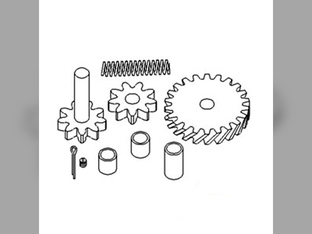 Pump, Oil, Repair Kit