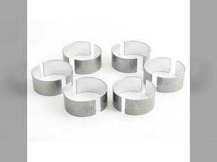 "Connecting Rod Bearing - .020"" Oversize - Set Massey Ferguson 1100 3505 6170 3120 2675 699 3090 399 2640 4263 White 2-85 2-88 Oliver 1850 159989A"