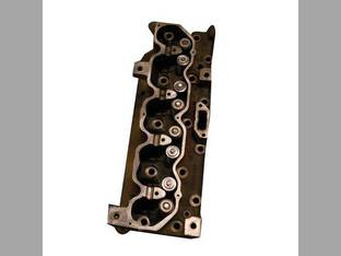Remanufactured Cylinder Head with Valves John Deere 3010 3020