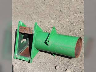 Used Upper Tailings Auger Spout John Deere 9650 STS S670 STS 9880 STS 9660 STS 9760 STS 9750 STS S670 9770 STS 9870 STS 9860 STS S650 STS S660 STS 9670 STS AH206578