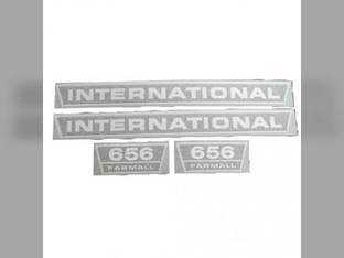 Decal Set International 656