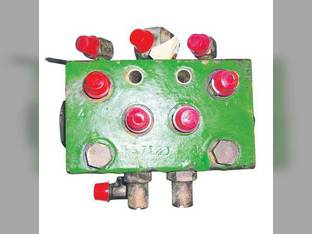 Used Steering Block Valve John Deere 4840 4555 4960 4250 4650 4450 4760 4560 4455 4640 4755 4040 4630 4255 4055 4955 4440 4850 4050 4240 RE20681