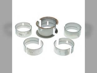 "Main Bearings - .020"" Oversize - Set Allis Chalmers 433 6060 6060 6080 6080 6070 6070 74006177"
