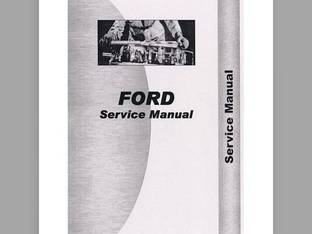 Service Manual - FO-S-8700 9700 Ford 8700 8700 9700 9700