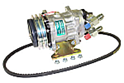 Compressor Conversion Kit - Tecumseh, York Upright to Sanden