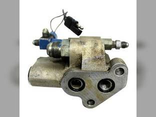 Used Oil Pump Control Valve Ford 8530 TW25 TW5 8630 8730 8830 TW15 E9NN7R440AB