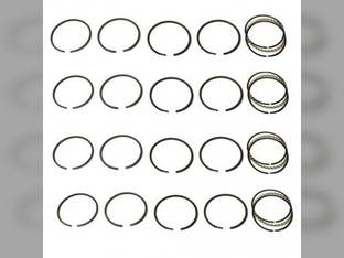 Piston Ring Set International W9 D335 TD9 TD9