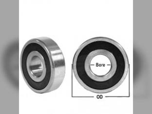 Ball Bearing Massey Ferguson 35 410 510 760 80 8450 8460 850 855 8560 8590 860 865 Vicon RC300 RC330 306FF 353246X1 40103506 6306-2RS-I