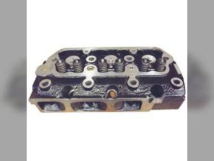 Cylinder Head With Valves John Deere 950 1050 AM877953 Yanmar YM330 YM3110 YM3000 YM336 YM2620 YM3810