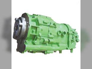 Remanufactured Powershift Transmission Assembly John Deere 7710 7810 7610