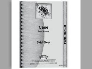 Parts Manual - CA-P-1845B Case 1845B