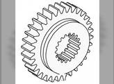 Transmission Pinion Gear - 4th- Massey Ferguson 165 235 240 245 250 255 265 270 275 283 285 1868010M1