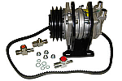 Compressor Conversion Kit - Tecumseh, York Upright to Seltec