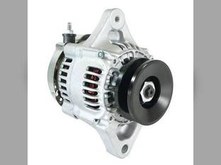Alternator - Denso Style (12356) John Deere 3320 3038E 4600 4710 4510 3120 4310 3520 4300 4200 4210 4610 3720 4410 4700 3032E 4500 4105 4400 AM879908 New Holland E27B E27 E27BSR E27SR Yanmar