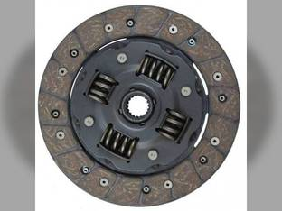 Clutch Disc Ford 1200 1210 1215 1220 1120 Massey Ferguson 1200 1205 1120 1215 New Holland TC18 TC23 TC24 TC26 White 16 Field Boss