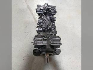 Used Hydraulic Pump - Tandem New Holland LS185B LS180B C185 L185 C190 L180 LT190B LT185B L190 LS190B 87043497