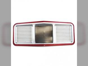Grille - Upper Front International 956 856 844 1055 743 1056 956XL 845 644 744 1056XL 955XL 1055XL 955 3402639R91