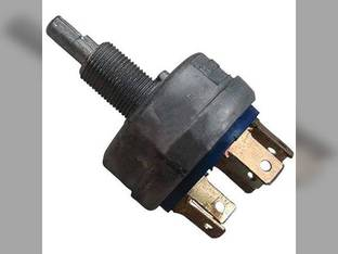 Wiper Switch - 3 Speed 7 Prong John Deere 7400 8100 7510 8300 7710 7800 7520 6600 4630 7410 8400 8310 7720 9400 8410 6620 7700 7810 7600 7200 8200 8210 5420 8430 4320 4520 6500 7210 6110 8110 7610