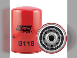 Filter - Lube Full Flow Spin On B118 Isuzu 8-94414 778 13201 2 Ford 701 4190 801 501 4140 7600 901 601 Massey Ferguson 775 655 Case 351 Versatile 4400 Isuzu 8-94414-778 13201-2