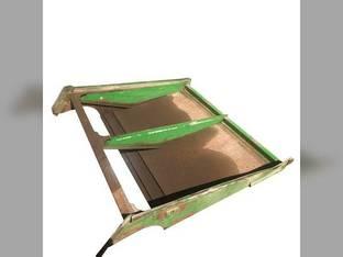 Used Sieve Shoe Frame John Deere 9510 9650 CTS 9500 9410 9660 9400 9550 9560 9450 AH128461