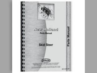Parts Manual - L784 L785 New Holland L784 L785