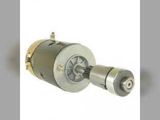 Starter - Style with Drive - 6 Volt (3109) Ford 8N 9N 2N 8N11001R