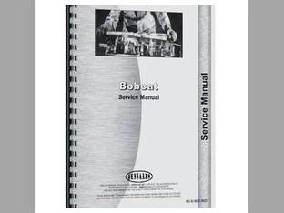 Service Manual - BC-S-310+ Bobcat 310 313 371