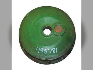 Used Brake Drum John Deere 5730 5200 6620 7700 5720 5460 5820 6600 5400 7720 8820 5440 5830 H85887