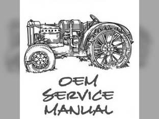 Service Manual - KU-S-L3010+ Kubota L3410 L3710 L4310 L3010 L4610